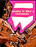 SHAKE IT LIKE A CAVEMAN image