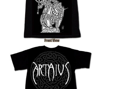 Black T-Shirt - Artaius main photo