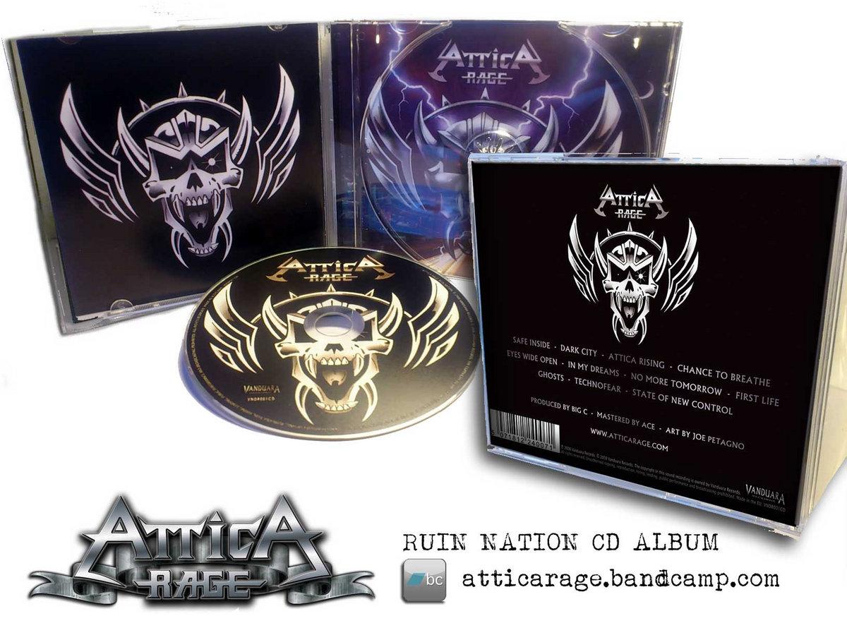 Overkill [*Motorhead cover] | Attica Rage