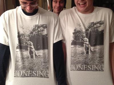 Jonesing - Dog T-shirt main photo