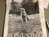 Jonesing - Dog T-shirt photo