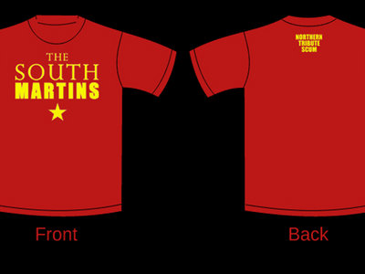 "The Southmartins ""Star"" T-shirt - SOLD OUT main photo"