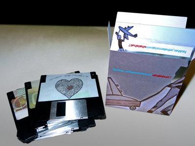 Caja de Diskettes main photo