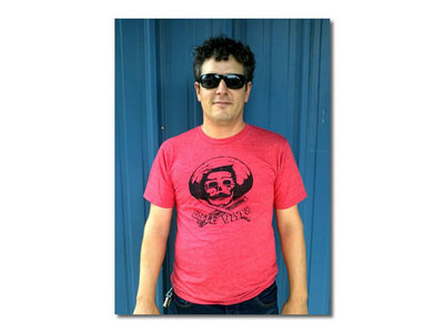 LIMITED Men's T-Shirt - Red/Black main photo