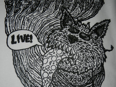 FIENDS LIVE t-shirt main photo