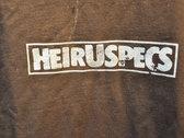 "Heiruspecs ""Tattoo"" shirt - Limited Edition photo"