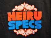 """Heiruspecs"" Tee - Black photo"