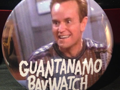 Kenny Bania 3-inch Button main photo