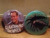 Kenny Bania 3-inch Button photo