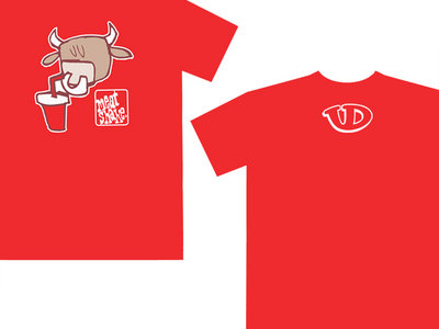 Red Meatshake T-Shirt main photo
