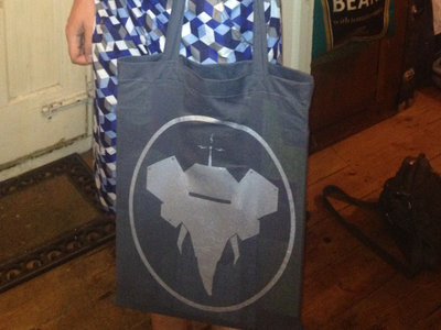 Robot Elephant Records Tote Bag main photo