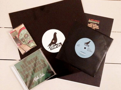 Starch Records Bundle Pack | Vinyl | Tape | CD main photo