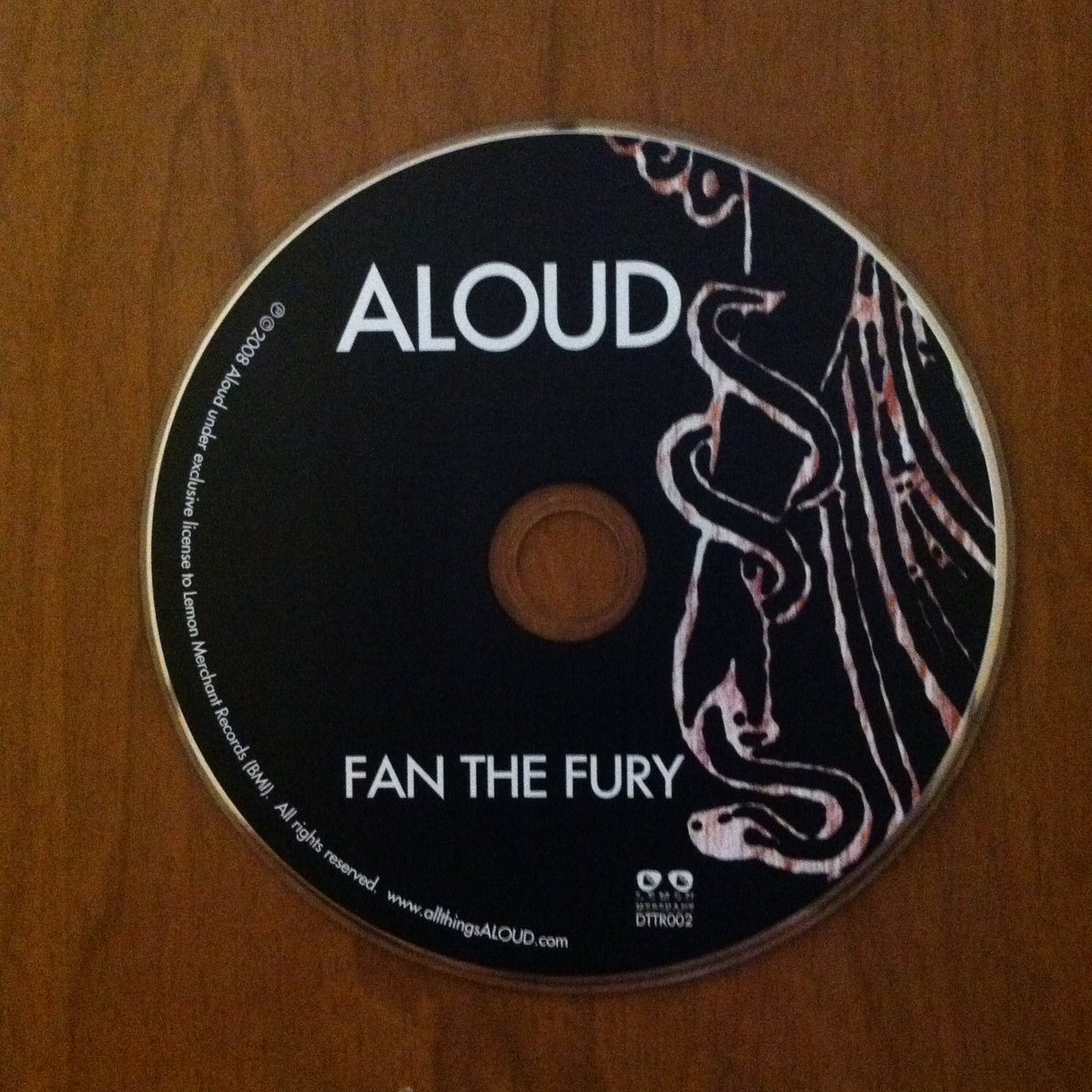 Fan The Fury | Aloud