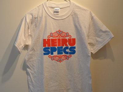 """""""Heiruspecs"""" T-shirt - White main photo"""