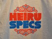 """""""Heiruspecs"""" T-shirt - White photo"""