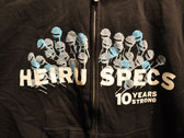 """10 Years Strong"" Hoodie (limited sizes available) photo"