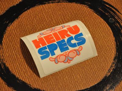 """Heiruspecs"" Sticker main photo"