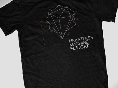 """""""Heartless Machine"""" T-shirt main photo"""