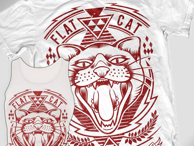 """Cat"" Tanktop Girls main photo"