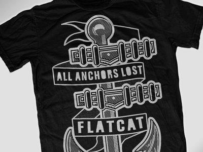 """Anchor"" T-shirt main photo"