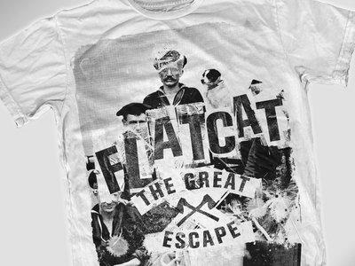 """""""Escape"""" T-shirt main photo"""