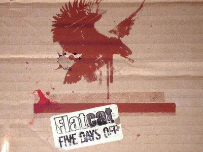 Flatcat / Five Days Off - Split CD main photo