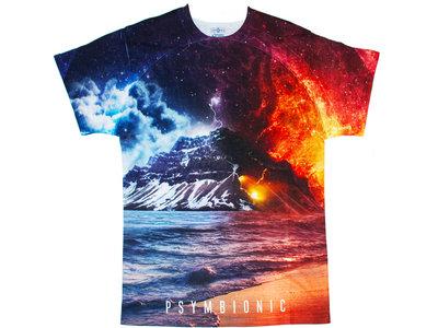 "Psymbionic ""Parallels"" T-Shirt main photo"