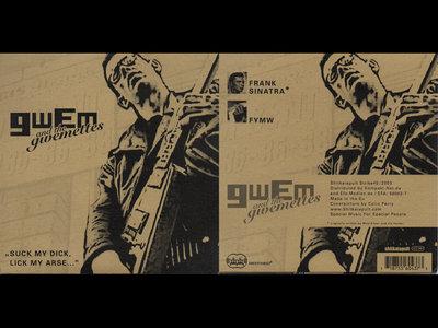 "gwEm and the gwEmettes 7"" vinyl main photo"