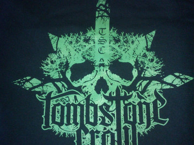 Tombstone Crow T-shirt ***SOLD OUT*** main photo