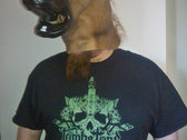 Tombstone Crow T-shirt ***SOLD OUT*** photo