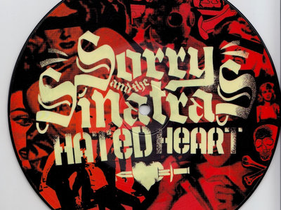 """Hated Heart 7"""" Picture Disc main photo"""