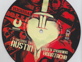 """Hated Heart 7"""" Picture Disc photo"""