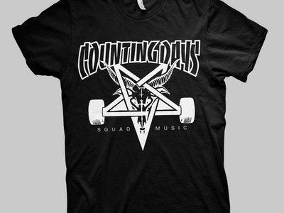 Crasher T-Shirt (Black) main photo