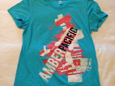Amber Pacific Dive Tee (Blue) main photo