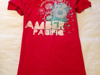 Amber Pacific Circle Tee (Red) main photo
