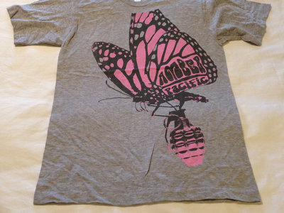 Amber Pacific Butterfly Tee (Grey) main photo