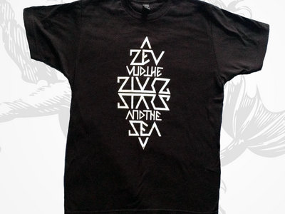 "Guys Triangle ""Alex Hagen"" Design T-Shirt and a Sticker main photo"