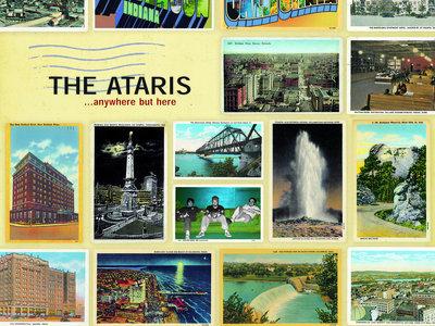 Ataris ...Any Where But Here - Download + Kung Fu T-Shirt main photo