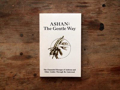 """ASHAN: The Gentle Way"" book main photo"