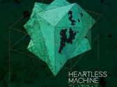"BUNDLE: ""Heartless Machine"" CD + ""Bruges"" T-Shirt photo"
