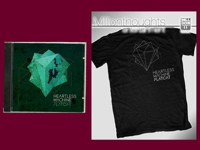 "BUNDLE: ""Heartless Machine"" CD + ""Heartless Machine"" T-shirt/Girlie main photo"