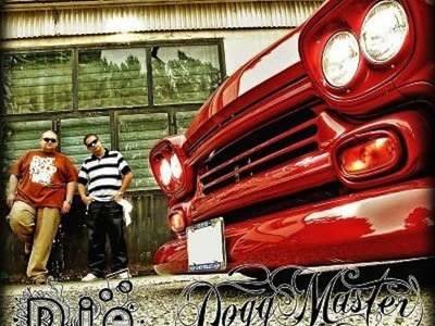 Dogg Master & Djë - Shut Up & Ride (CD Album) main photo