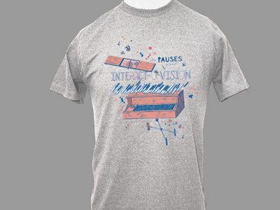 Interact-O-Vision T-Shirt (Gray) main photo
