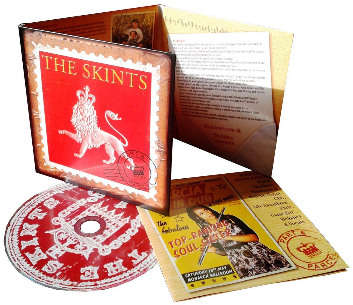 The Skints Ring Ring