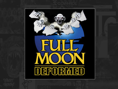 FULL MOON DEFORMED (CD album) main photo