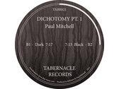 TABR021 - Paul Mitchell - Dichotomy Pt.1 photo