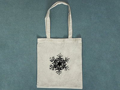 "Cotton Tote Bag With Artwork From ""Sneeuwland"" main photo"