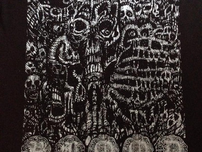'Into The Unfathomable Abyss' tshirt main photo