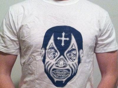 Luchador Teeth logo t-shirt main photo