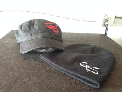 """GS Hat """"Comes in Red or White Lettering"""" main photo"""